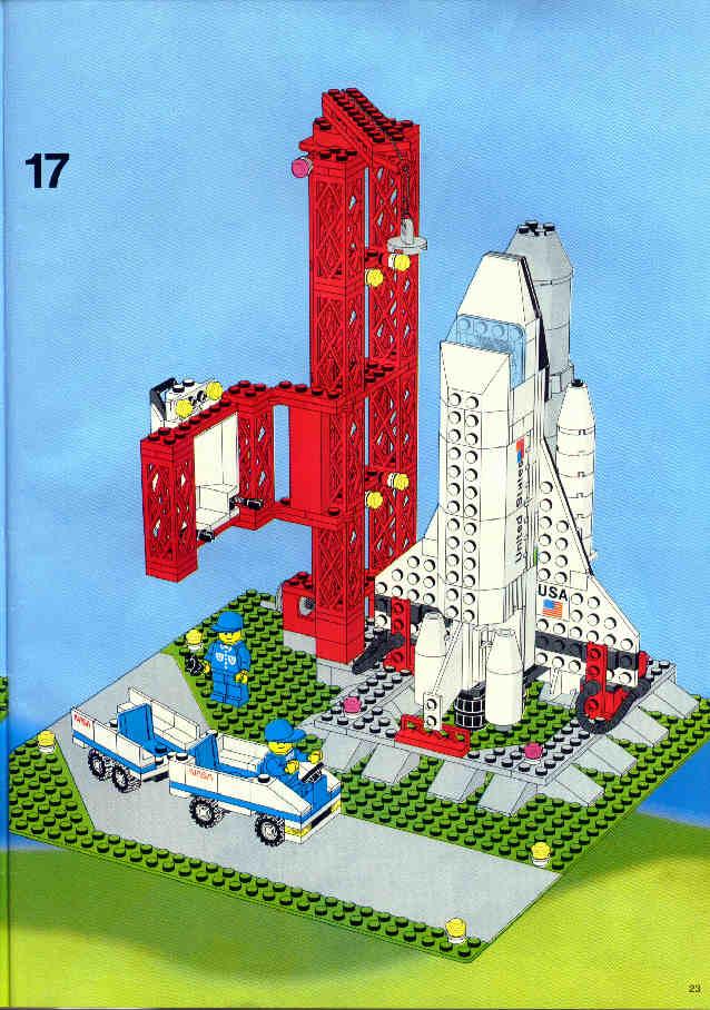 lego creator space shuttle manual - photo #28