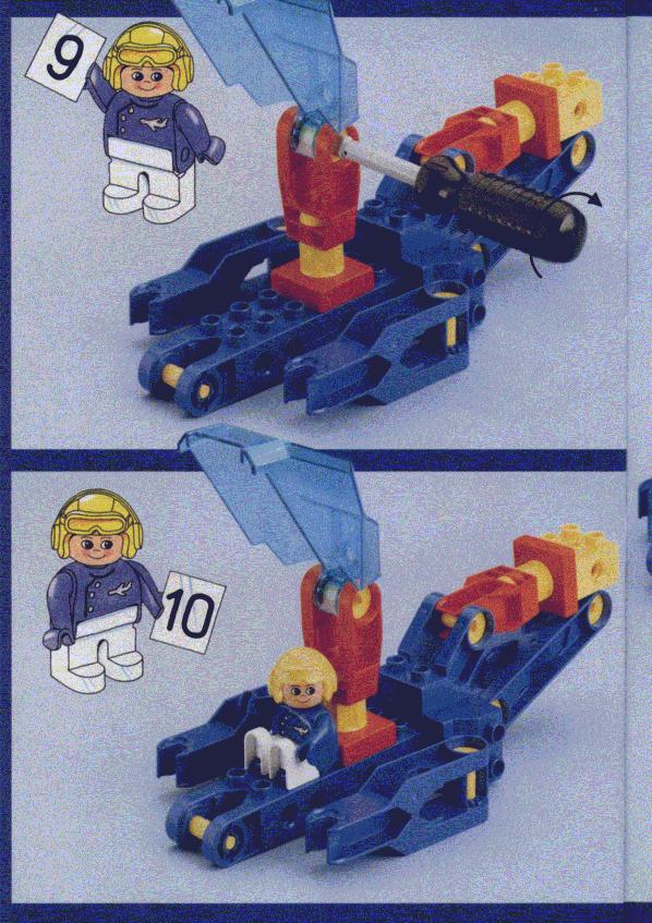 lego duplo batman instructions
