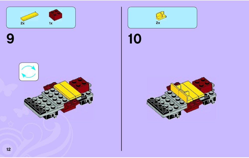 Lego Friends Emmas Horse Trailer 3186 Instructions Watch Snow