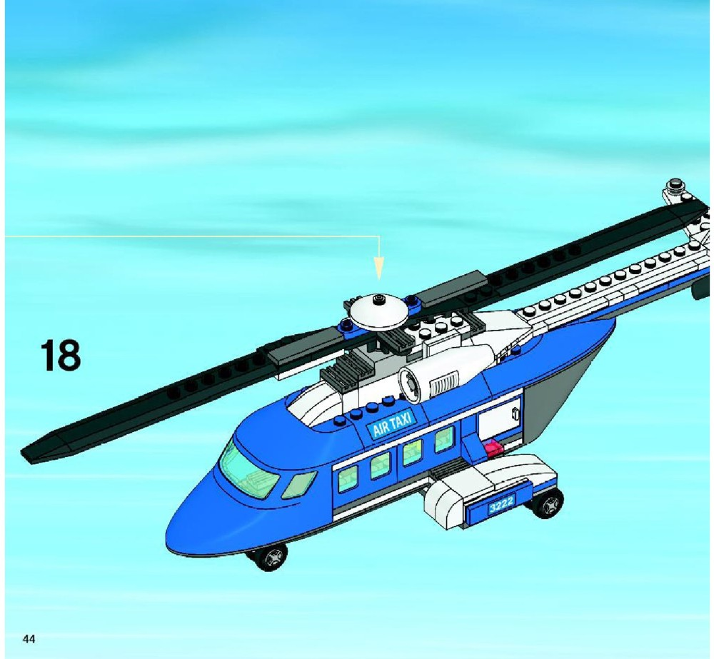 lego batman helicopter instructions