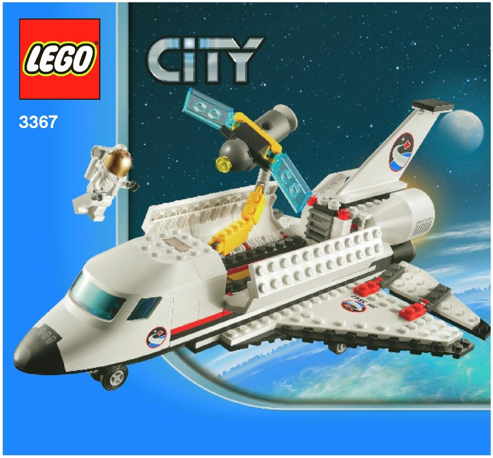 lego space shuttle speed build - photo #19
