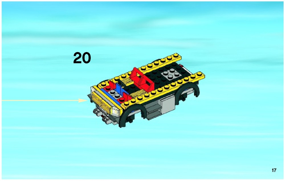 lego city train instructions