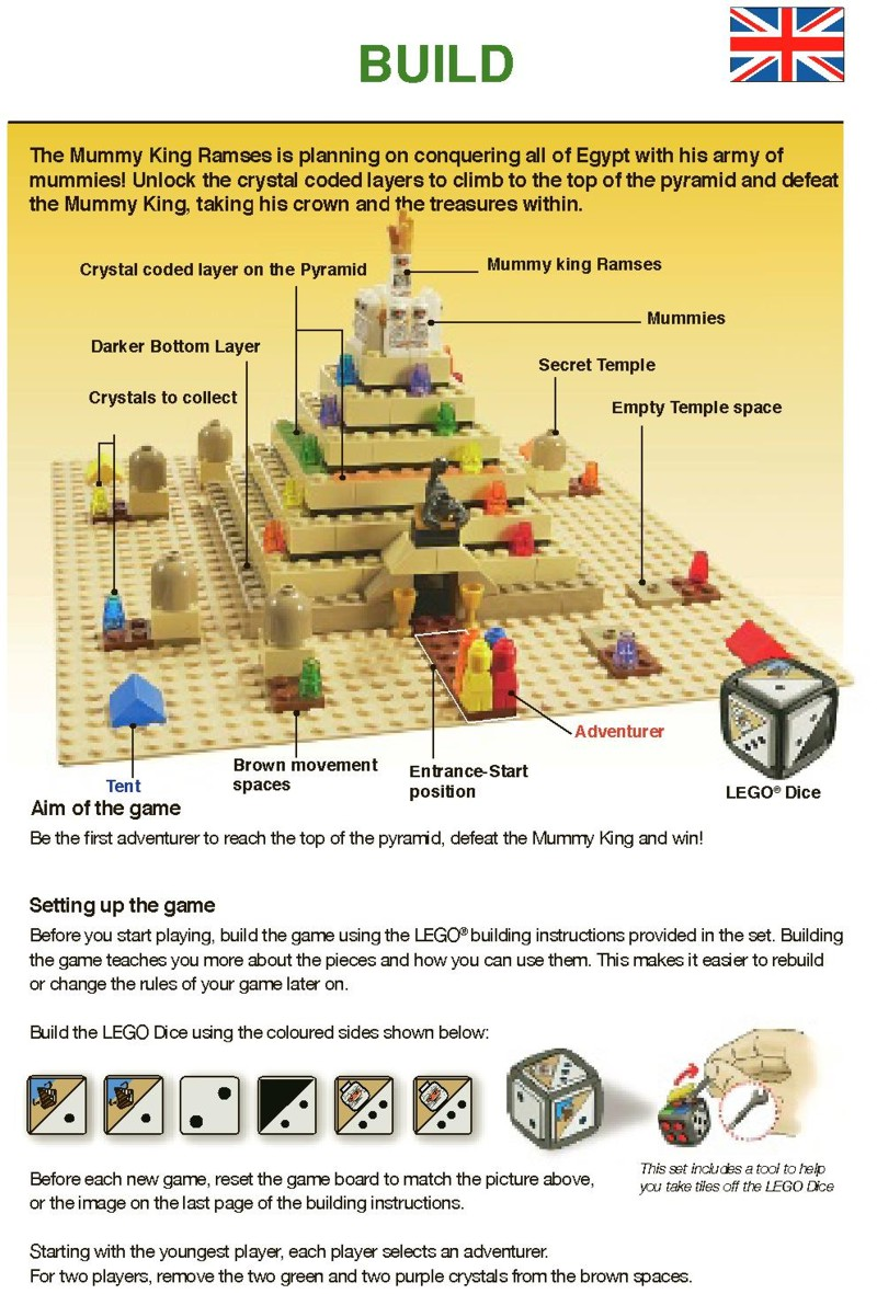ramses pyramid