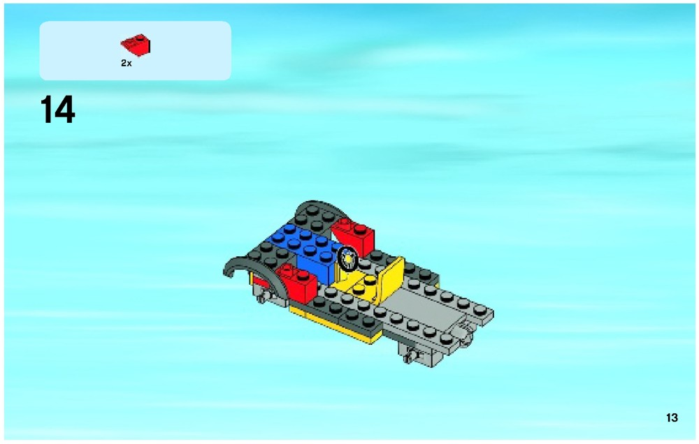 lego city fire plane 4209 instructions