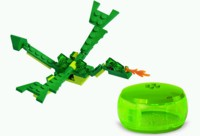 Lego Make and Create, Dragon Pod
