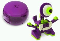 Lego Make and Create, Monster Pod