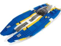 Lego Make and Create, Sea Riders