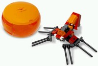 Lego Make and Create, Arachno Pod