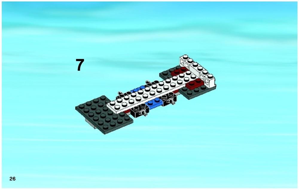 lego city car instructions