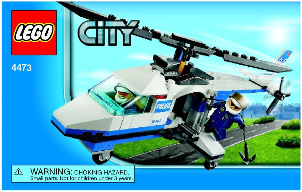 Lego Police Helicopter Instructions 2018 Images Pictures Lego