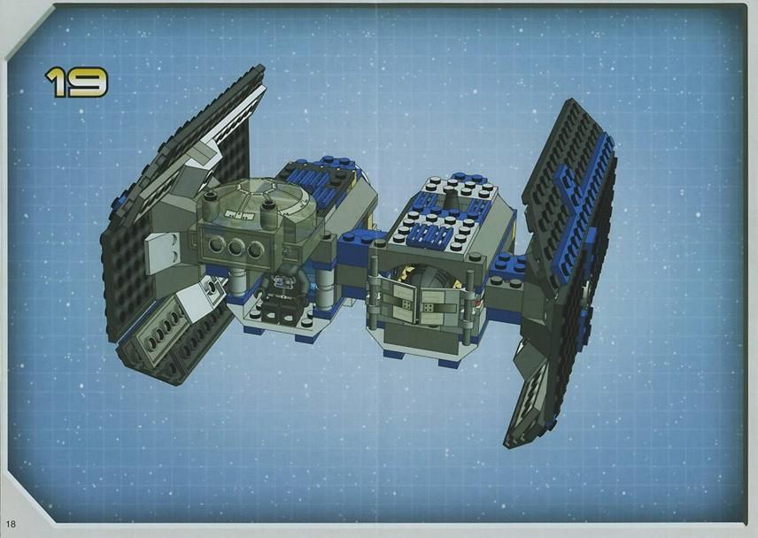 lego tie bomber instructions