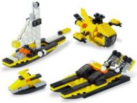 Lego Make and Create, Sea Machines