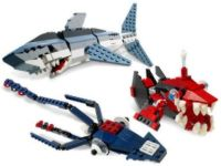 Lego Make and Create, Deep Sea Predators