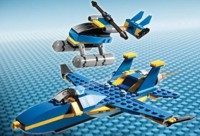 Lego Make and Create, Speed Wings