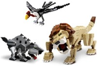 Lego Make and Create, Wild Hunters