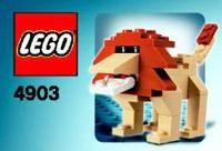 Lego Make and Create, Lion