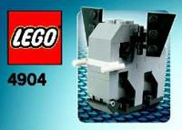 Lego Make and Create, Elephant