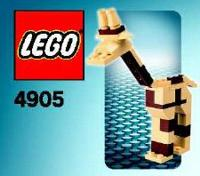 Lego Make and Create, Giraffe