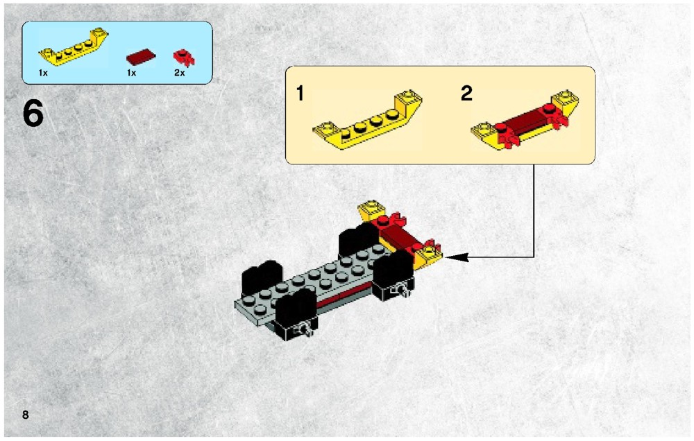 lego dino defense hq 5887 instructions
