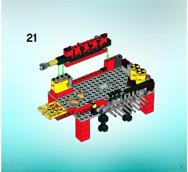 lego space police instructions