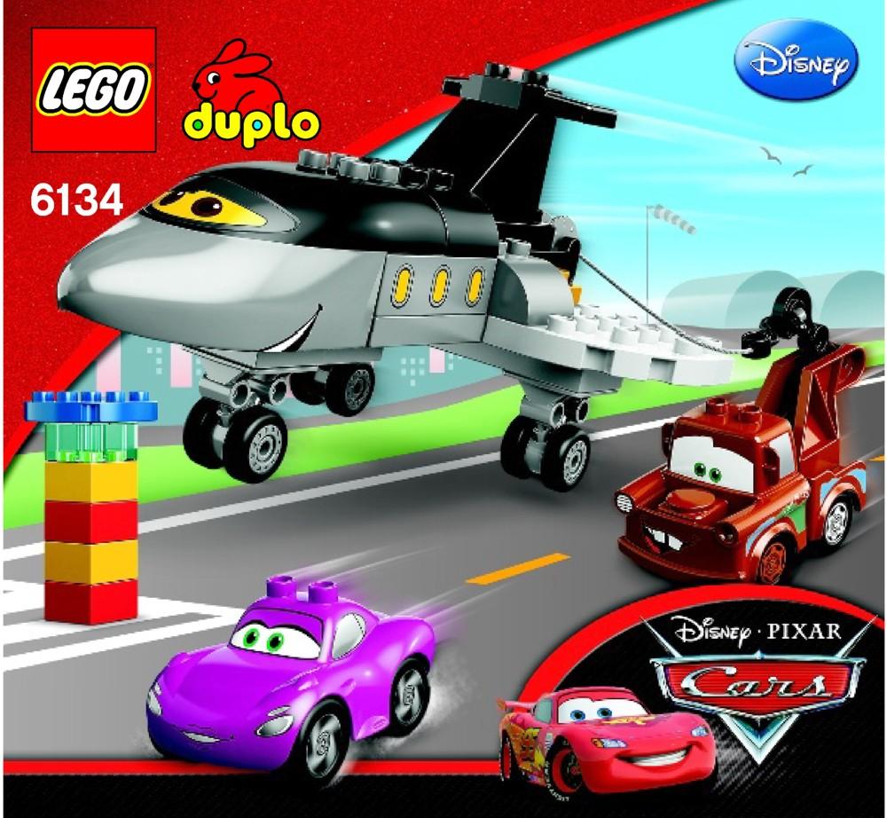 lego siddeley saves the day instructions 6134 cars. Black Bedroom Furniture Sets. Home Design Ideas