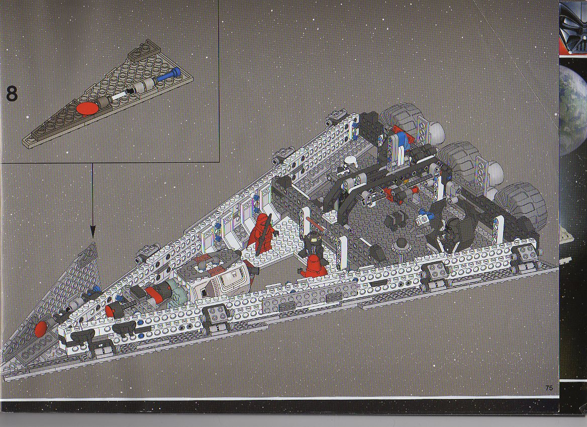 lego star destroyer - photo #29
