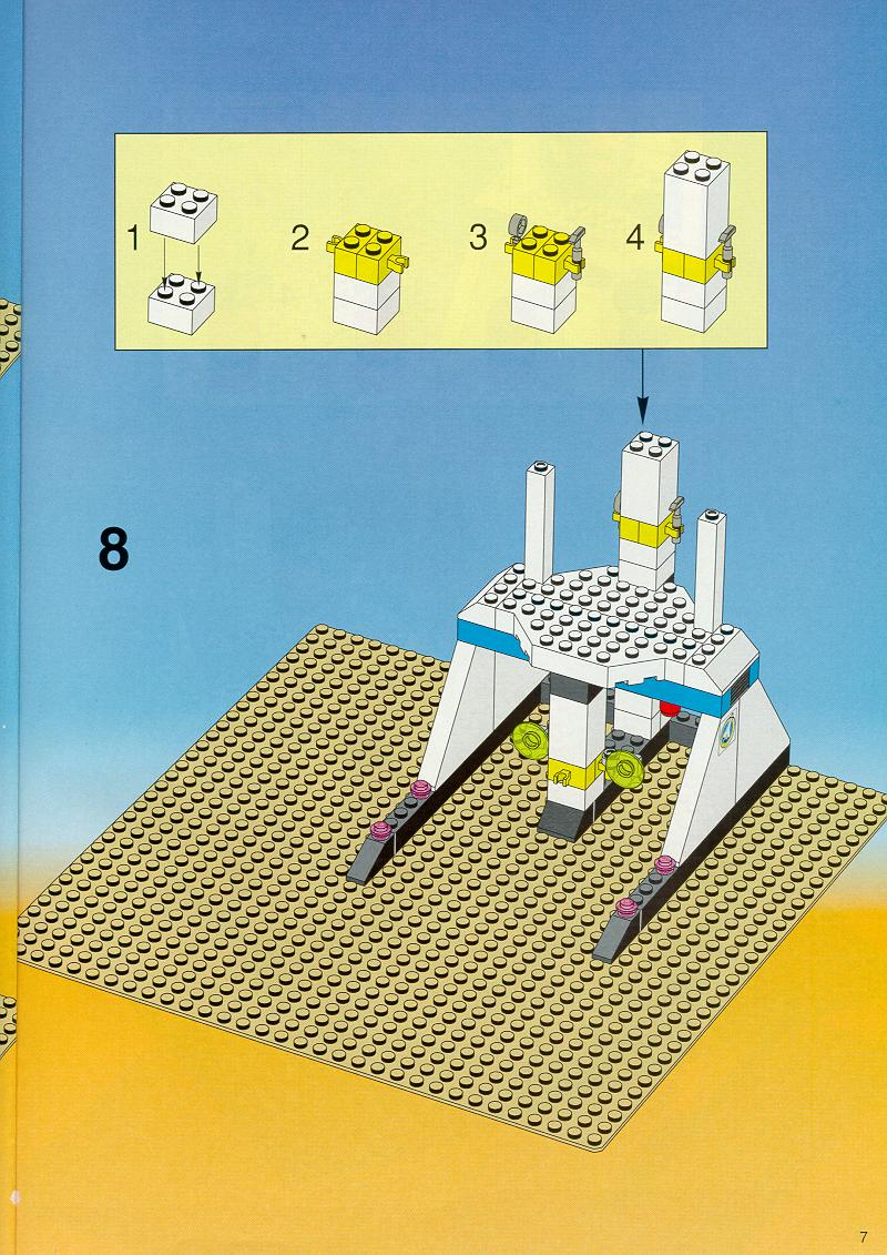 lego space shuttle light sound - photo #20