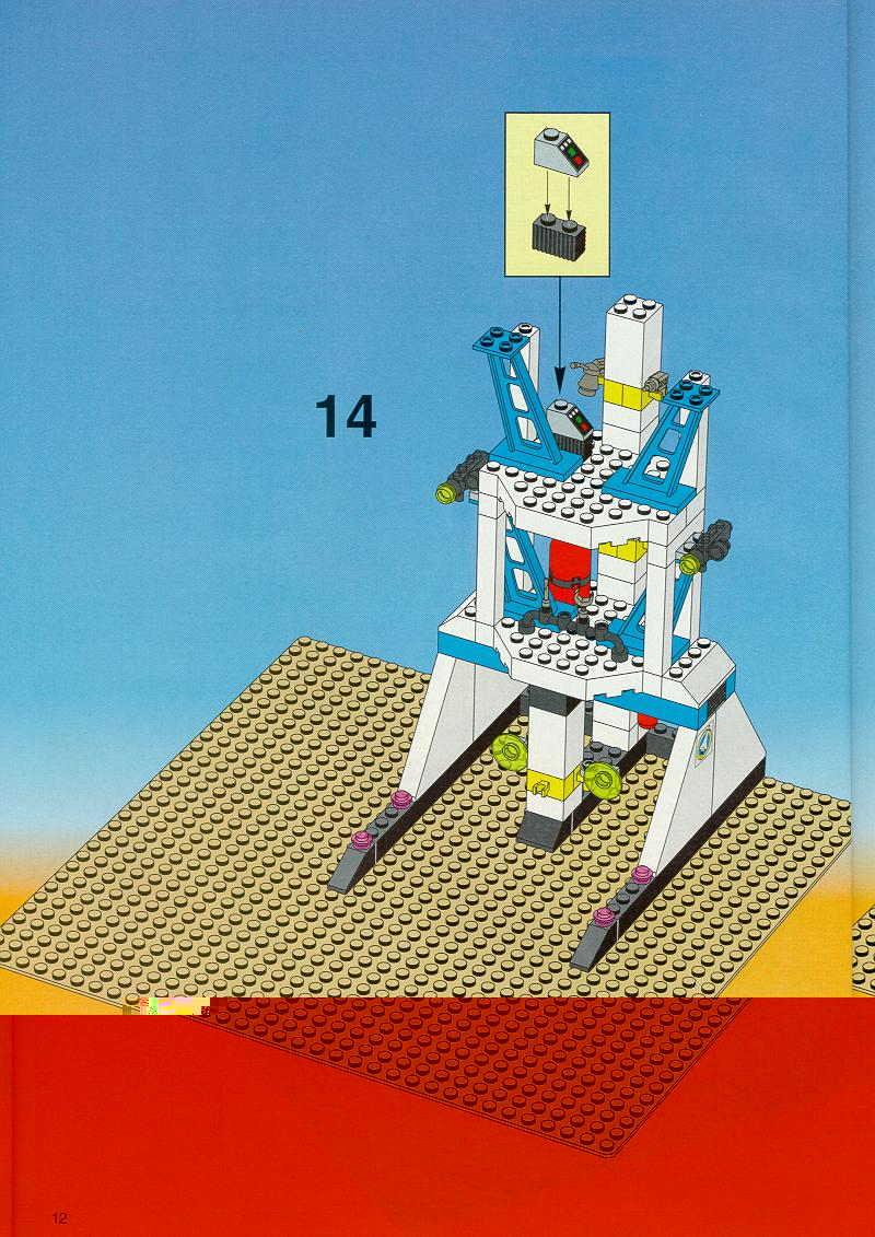lego space shuttle light sound - photo #4