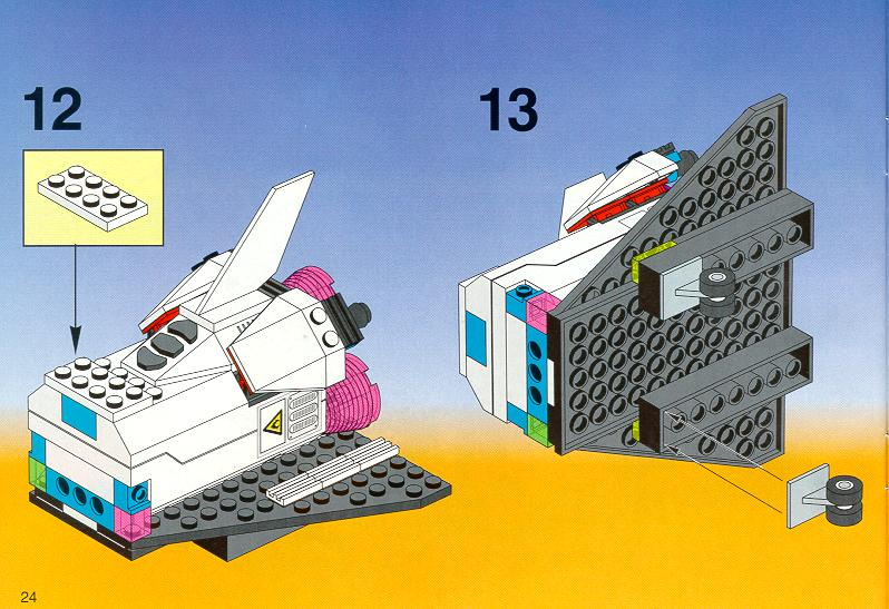 lego space shuttle light sound - photo #2