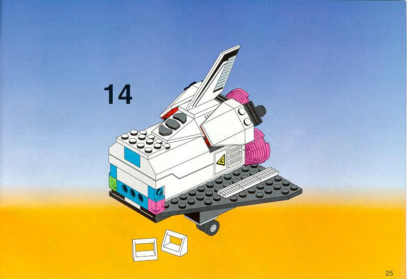 lego space shuttle light sound - photo #9