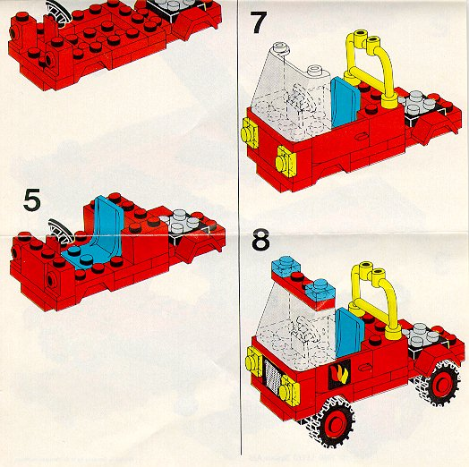 Lego Design Instructions