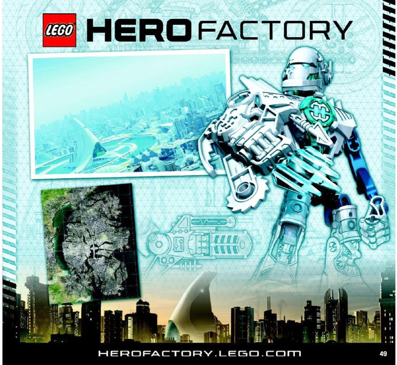 hero factory von nebula instructions