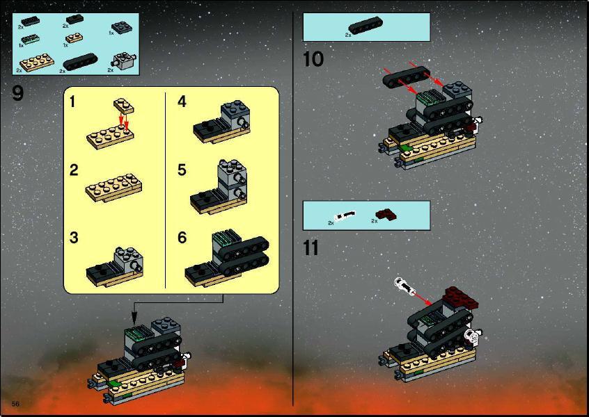 Tank Instructions Lego Tank Instructions