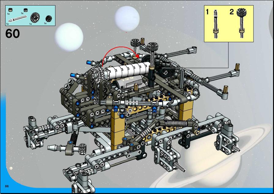 mars exploration rover lego - photo #18