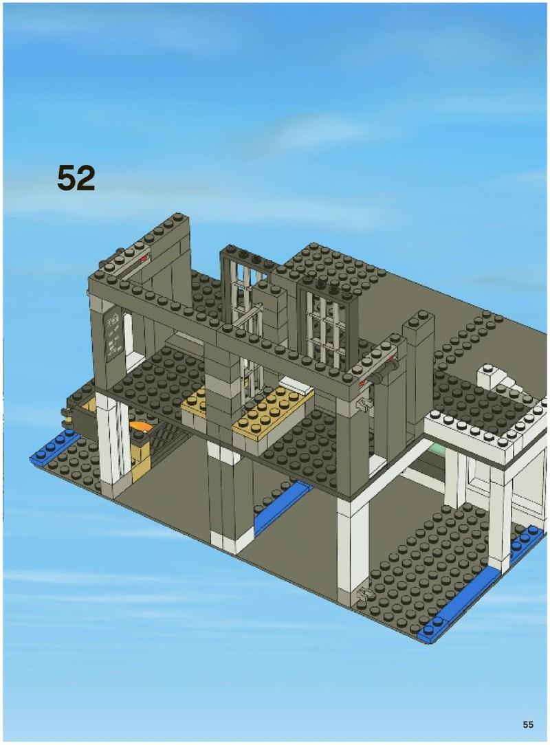 lego city 7498 instructions