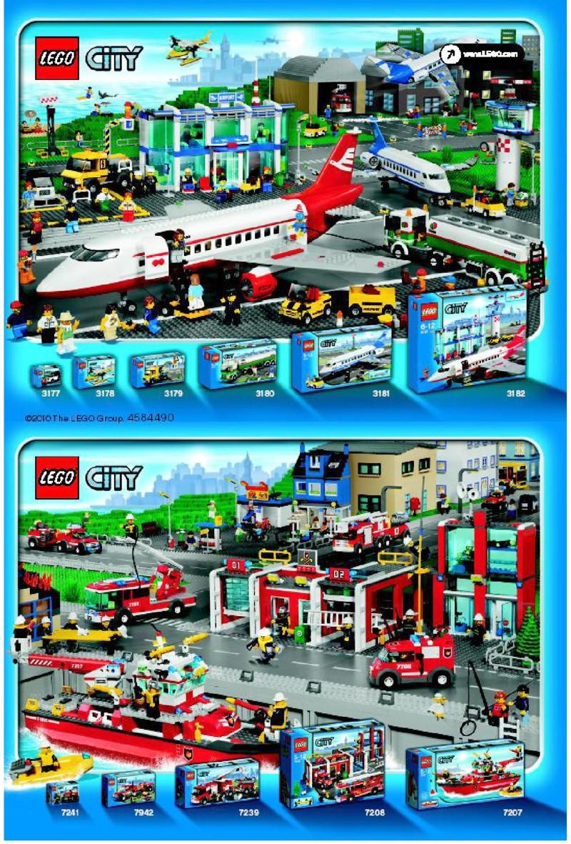 lego traveller instructions 7567 city. Black Bedroom Furniture Sets. Home Design Ideas