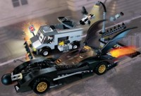 Lego Batman, Two-Faces Escape