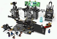 Lego Batman, The Batcave