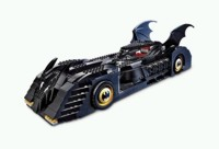 Lego Batman, The Batmobile Ultimate Collectors Edition