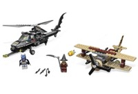 Lego Batman, The Batcopter: The Chase for Scarecrow