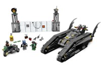 Lego Batman, The Bat Tank: The Riddler and Banes Hideout
