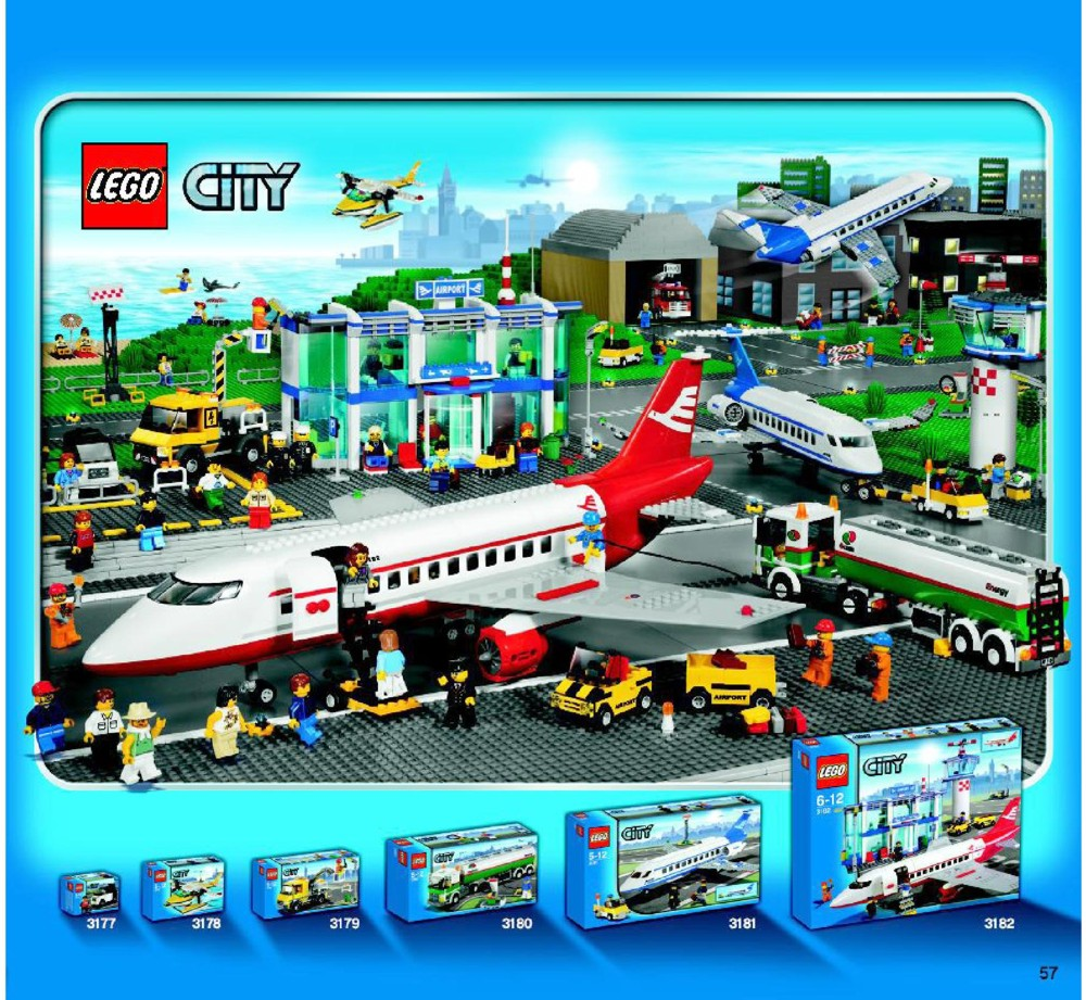 Lego City Toys : Lego toys r us city truck instructions