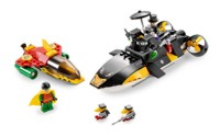 Lego Batman, Robins Scuba Jet: Attack of The Penguin