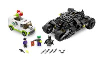 Lego Batman, The Bat Tumbler: Jokers Ice Cream Surprise