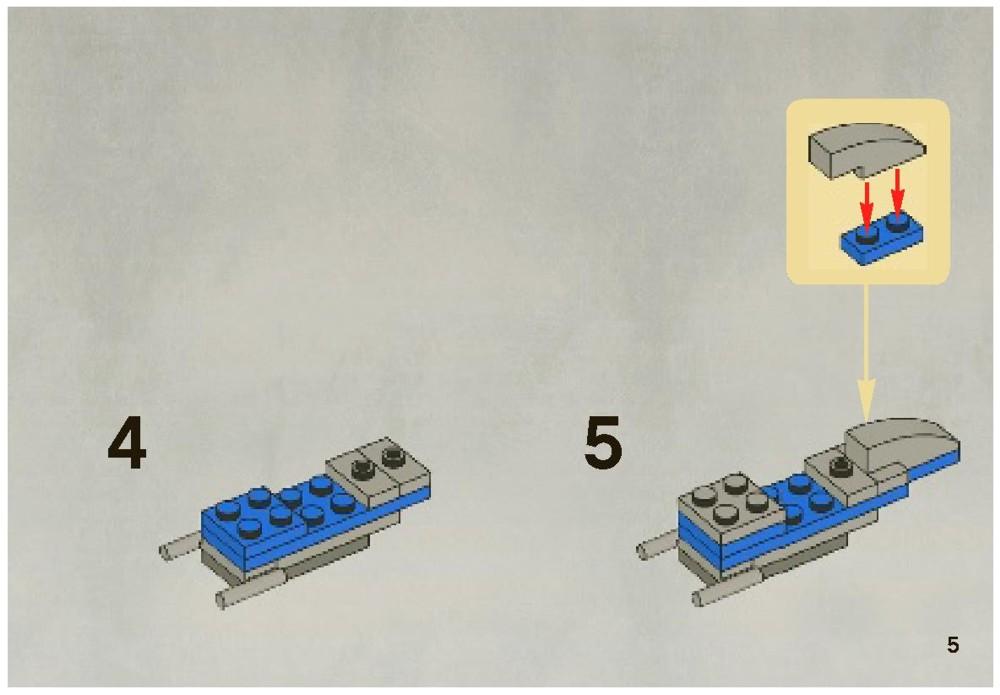 lego instructions pdf star wars. Black Bedroom Furniture Sets. Home Design Ideas
