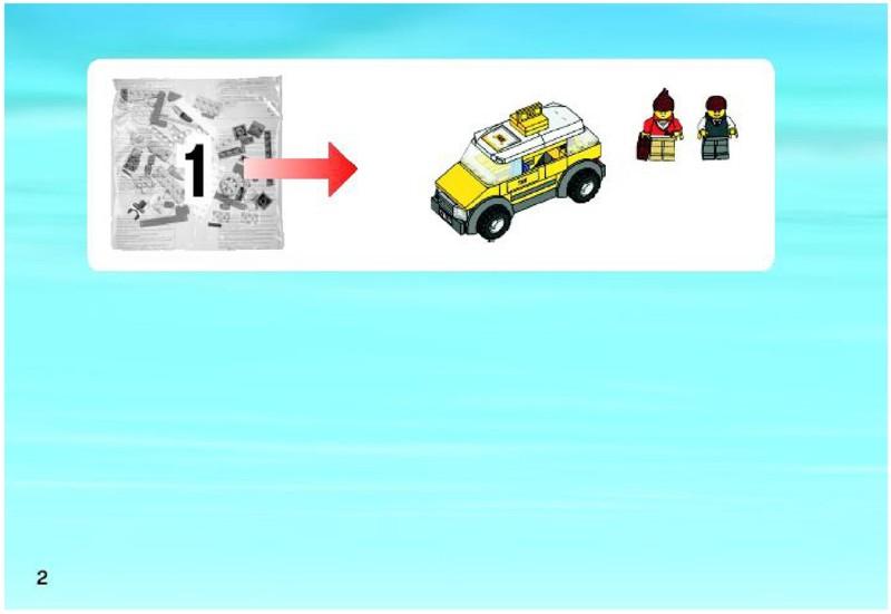 lego city train station instructions