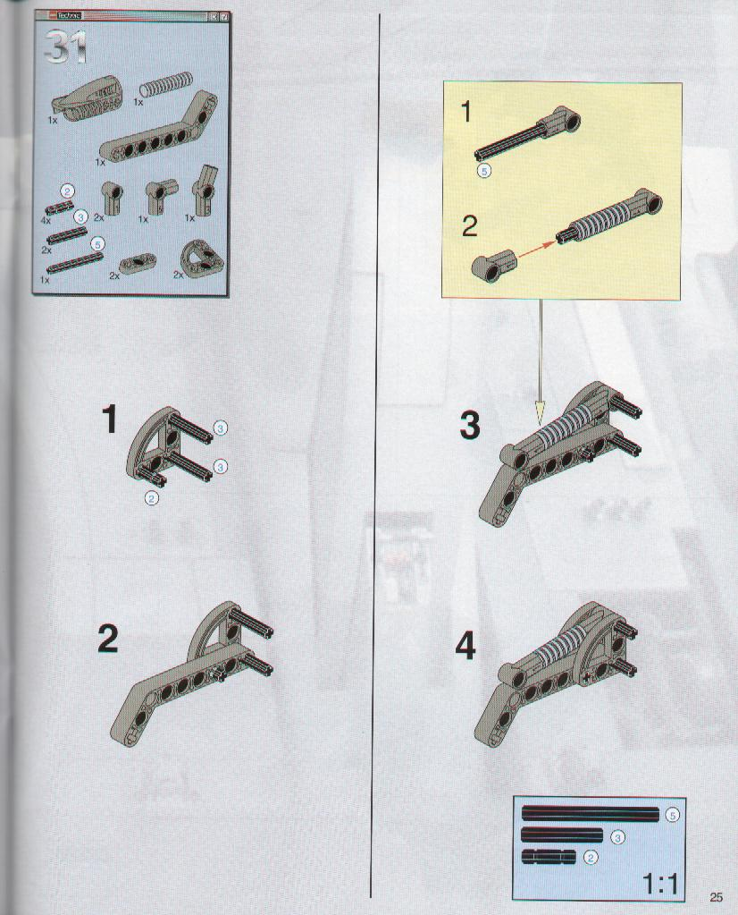 lego star wars destroyer droid instructions