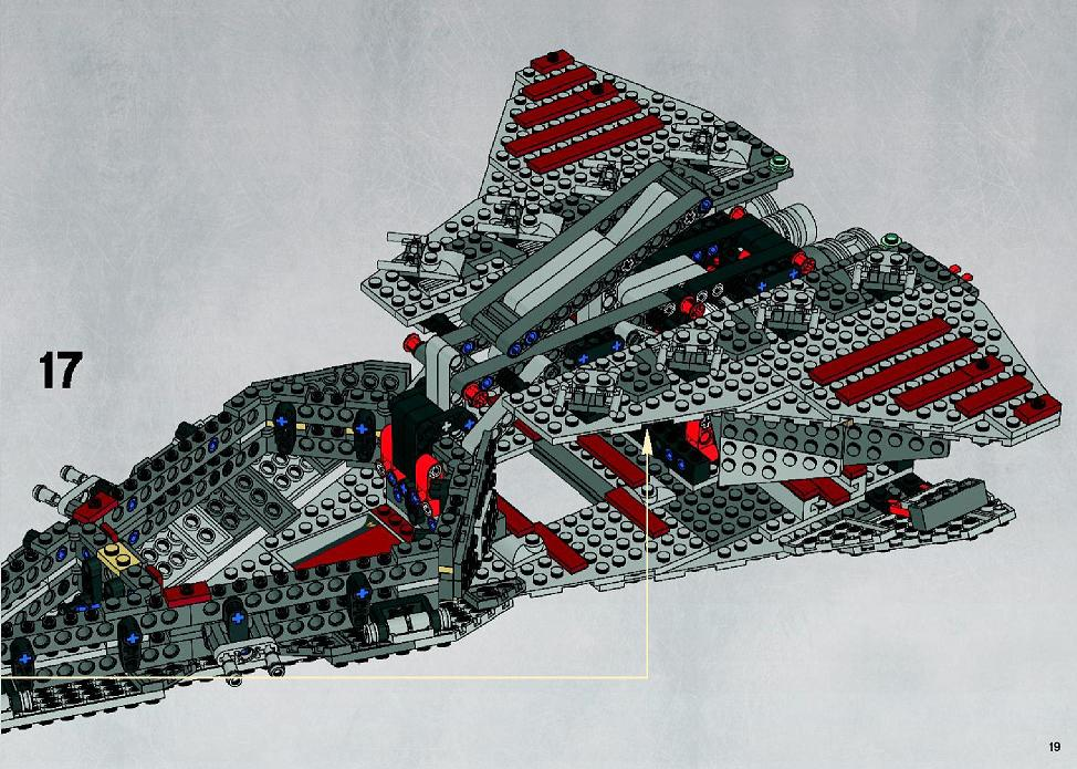 lego clone wars instructions