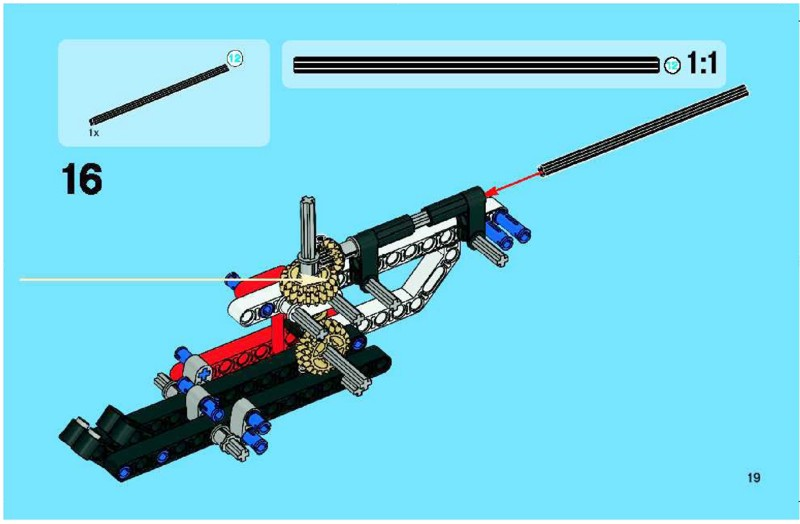 lego helicopter instructions 8046 technic. Black Bedroom Furniture Sets. Home Design Ideas