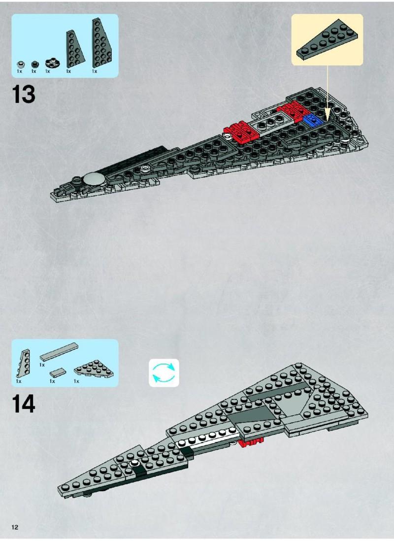 lego star destroyer instructions